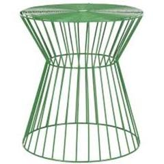 Buy Safavieh Adele Iron Wire Stool in Green on sale online