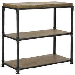 Buy Safavieh Alexander 36 Inch Bookcase in Natural Color on sale online