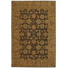 Buy Safavieh Anatolia Traditional Large Rectangular Rug in Brown, Gold - AN615B on sale online