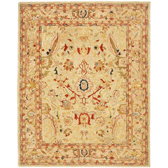 Buy Safavieh Anatolia Traditional Large Rectangular Rug in Ivory, Beige - AN514A on sale online