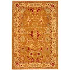 Buy Safavieh Anatolia Traditional Large Rectangular Rug in Red, Beige, Ivory - AN515A on sale online
