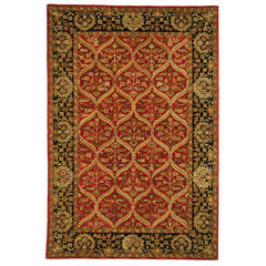 Buy Safavieh Anatolia Traditional Large Rectangular Rug in Red, Black, Green - AN610A on sale online