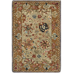 Buy Safavieh Anatolia Traditional Medium Rectangular Rug in Green, Gold - AN521A on sale online