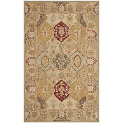 Buy Safavieh Anatolia Traditional Medium Rectangular Rug in Multicolor - AN530A on sale online