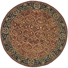 Buy Safavieh Anatolia Traditional Round Rug in Red, Black, Green - AN610A on sale online