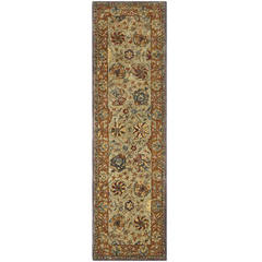 Buy Safavieh Anatolia Traditional Runner Rug in Green, Gold - AN521A on sale online