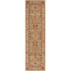 Buy Safavieh Anatolia Traditional Runner Rug in Red, Beige, Ivory - AN515A on sale online