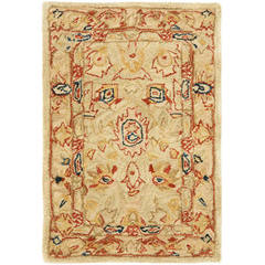 Buy Safavieh Anatolia Traditional Small Rectangular Rug in Ivory, Beige - AN514A on sale online