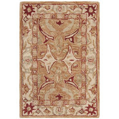 Buy Safavieh Anatolia Traditional Small Rectangular Rug in Red, Beige, Ivory - AN515A on sale online