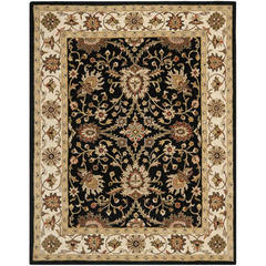 Buy Safavieh Antiquities Traditional Large Rectangular Rug in Black - AT249B on sale online