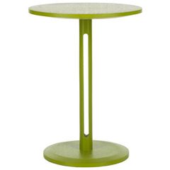 Buy Safavieh Bartel 18 Inch Round End Table in Green  on sale online