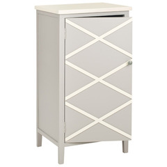 Buy Safavieh Cary Small Cabinet in Grey & White on sale online