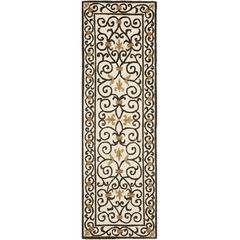 Buy Safavieh Chelsea Transitional Runner Rug in Ivory, Brown - HK11H on sale online