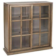 Buy Safavieh Greg 40 Inch Bookcase in Oak on sale online