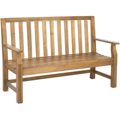Buy Safavieh Indaka 60 Inch Bench in Natural on sale online