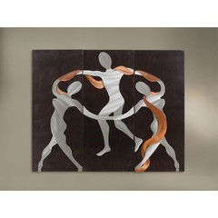 Buy NOVA Lighting Scarf Dance Wall Graphic (Set of 3) on sale online
