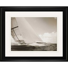 Buy Paragon Sea Spray I 45x37 Framed Wall Art  on sale online