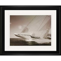 Buy Paragon Sea Spray II 45x37 Framed Wall Art  on sale online