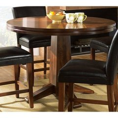 Buy Steve Silver Serena 48x48 Round Counter Height Table on sale online