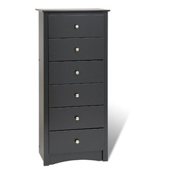 Buy Prepac Sonoma 6 Drawer Tall Chest on sale online