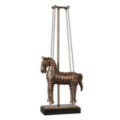 Buy Uttermost Stedman Horse Sculpture on sale online