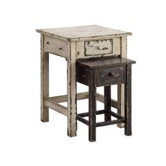 Buy Stein World 2 Piece Marianella 21x20 Rectangular Nesting Table Set on sale online