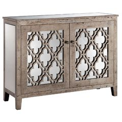 Buy Stein World Aimee Contemporary 2 Door Console on sale online