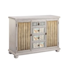 Buy Stein World Blainville Gray Accent Cabinet on sale online