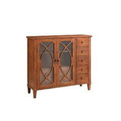 Buy Stein World Briley 2 Doors and 7 Drawer Accent Cabinet on sale online