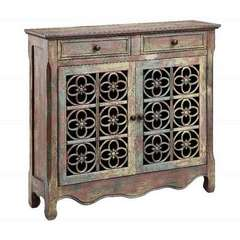 Buy Stein World Claudius Cabinet in Ancient Cobblestone on sale online