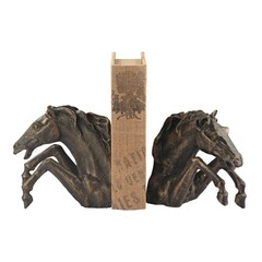 Buy Sterling Industries Bascule Bookends in Bronze and Black (Set of 2) on sale online