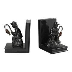 Buy Sterling Industries Fisherman Transitional Bookends in Black (Set of 2) on sale online