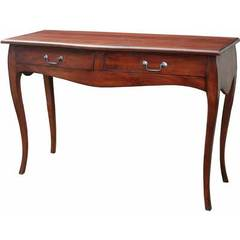 Buy Sterling Industries Groveland 47x18 Rectangular Writing Desk in Mahogany on sale online