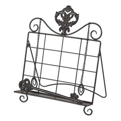 Buy Sterling Industries Iron Transitional Bookstand in Bronze on sale online