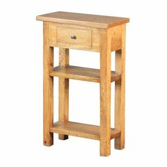 Buy Sterling Industries Riverside 20x10 Rectangular Side Table in Light Wood on sale online