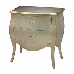Buy Sterling Industries Romana Bowfront Traditional Chest w/ 2 Drawers on sale online