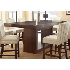 Buy Steve Silver Antonio 70x44 Rectangular Counter Height Table on sale online