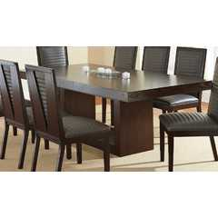 "Buy Steve Silver Antonio 70x44 Rectangular Dining Table Top w/ 18"" Leaf on sale online"
