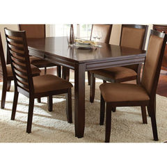 Buy Steve Silver Cornell 60x42 Dining Table w/ 18 Inch Leaf on sale online