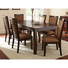 Buy Steve Silver Cornell 7 Piece 60x42 Dining Room Set on sale online