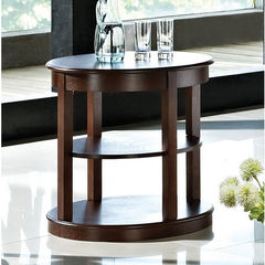 Buy Steve Silver Crestview 26x21 Oval End Table on sale online