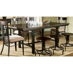 Buy Steve Silver Crosby 64x42 Dining Table w/ 14 Inch Leaf on sale online