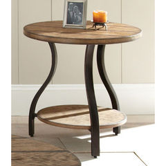 Buy Steve Silver Denise 24x24 Round End Table on sale online