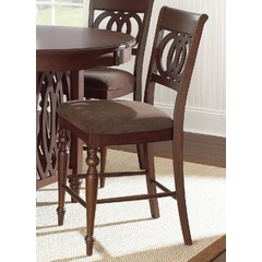 Buy Steve Silver Dolly Counter Chair (Set of 2) on sale online