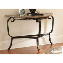 Buy Steve Silver Gallinari 48x20 Sofa Table on sale online