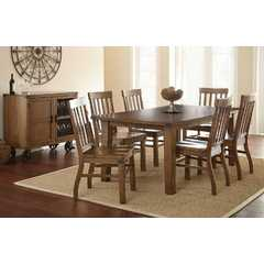 Buy Steve Silver Hailee 8 Piece 78x42 Rectangular Dining Room Set on sale online