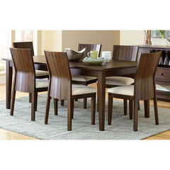 Buy Steve Silver Harlow 7 Piece 60x42 Dining Room Set on sale online