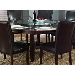Buy Steve Silver Hartford 72x72 Round Dining Table on sale online