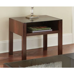 Buy Steve Silver Lamar 24x22 End Table on sale online