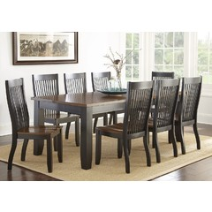 Buy Steve Silver Lawton 9 Piece 84x42 Rectangular Dining Room Set on sale online